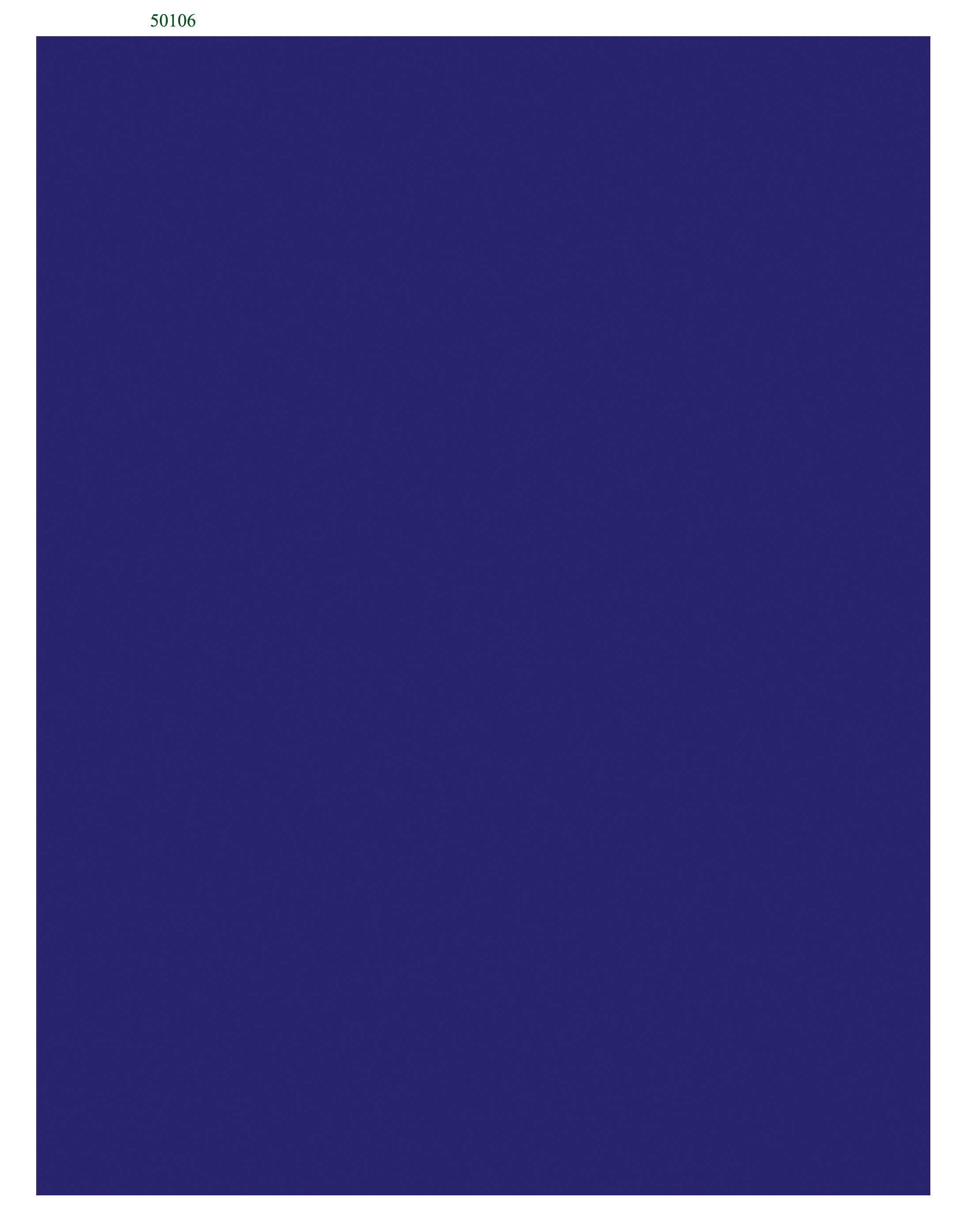 Medium Blue 9 X 13 Solid Color Sheet Item # S3488//05 Waterslide Ceramic Decals