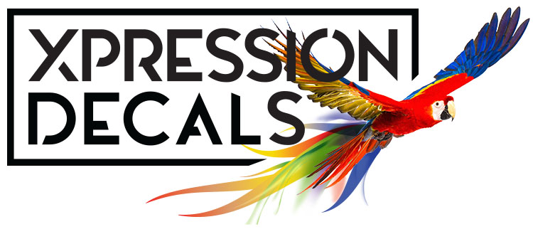 Xpression Decals